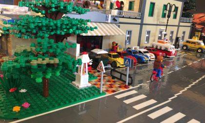 Mattoncino a Natale: la mostra dei Lego a Villa Rusconi