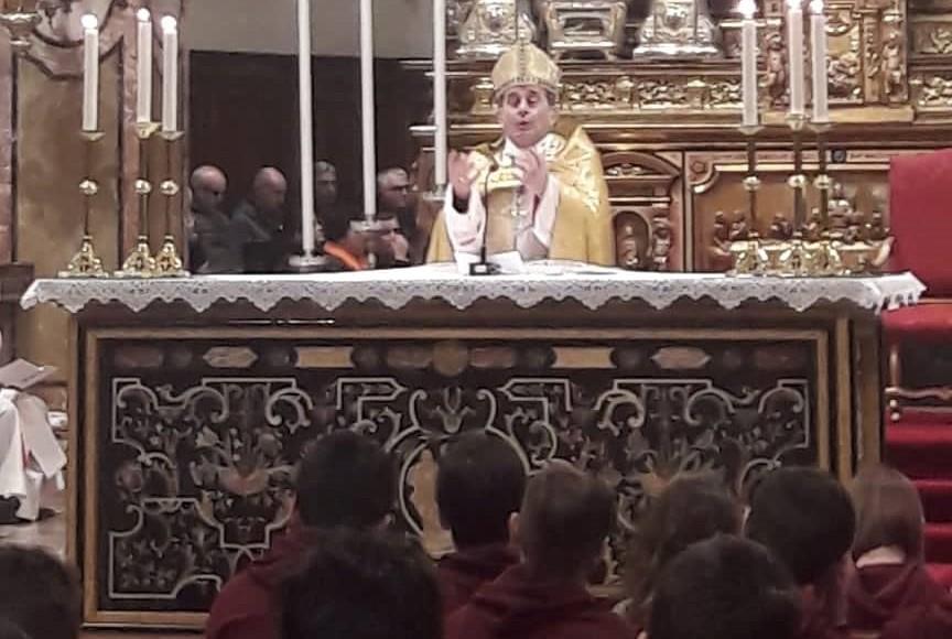 Parabiago, Delpini per i 10 anni dalla nascita della Comunità Pastorale di Sant