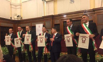 Cento Mete d'Italia: c'è anche Castano Primo