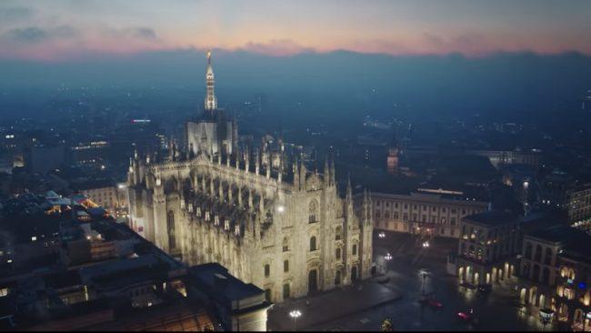 Nuova illuminazione duomo di milano ecco come sarà la cattedrale