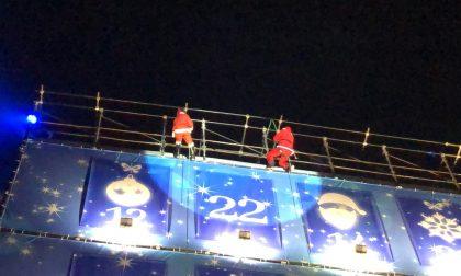 Magico Natale a Legnano, inizia la festa FOTO E VIDEO