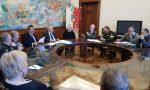 Caserma pompieri a Tradate: prima riunione