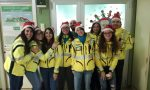 Natale in pediatria: gli auguri della Misericordia di Arese