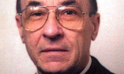 Si è spento monsignor Giulio Panzeri: accolse il Papa a Desio nel 1983