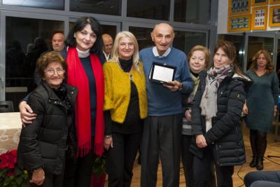 Anadin d'or 2018 è andato al primo dentista cerianese Luigi Vago FOTO