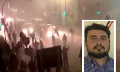 Guerriglia a S.Siro: il Pd sull'arresto dell'abbiatense Baj