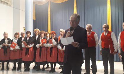 Auguri di Natale all'hospice di Cuggiono