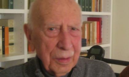 Addio a Luigi Banti, per oltre 40 anni insegnante elementare a Legnano