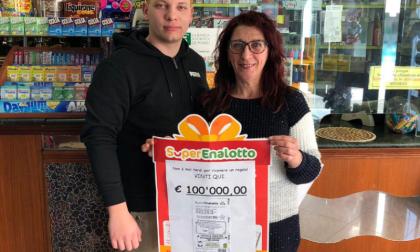 Vigilia di Natale fortunata: 100mila euro vinti a Bollate