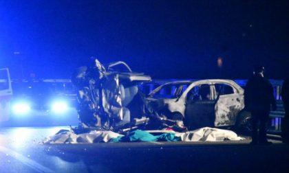 Tragedia in Valtellina: sei morti in un incidente VIDEO