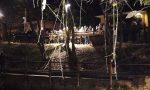 Presepe sul fontanile e mostra in Comune