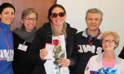Avis Rosate, anche Tessa Gelisio per l'ultima donazione 2018
