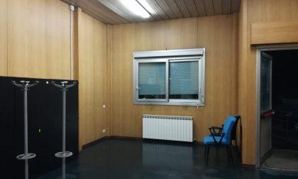 Nuovo rifugio per i senzatetto a Saronno FOTO
