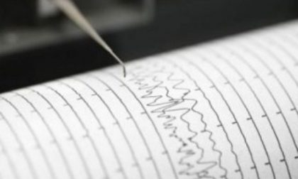 Terremoto a Robecco, epicentro a 9km di profondità