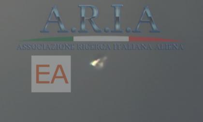 Ufo avvistato nei cieli di Novara?