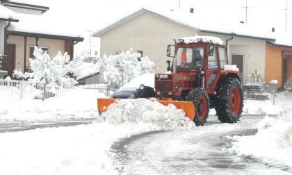 Rischio neve, i provvedimenti suggeriti dal Comune