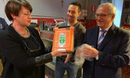 Natale, il Rotary regala un defibrillatore a Zelo