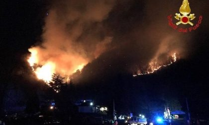 """Incendio Monte Martica, Candiani: """"Servono manutenzione e nuovi mezzi"""""""