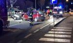 Grave incidente a Lazzate: due auto coinvolte FOTO