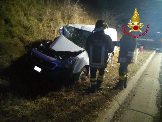 Castano Primo, incidente in superstrada