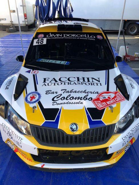 Rally di Montecarlo 2019: festeggia anche il team Automobile Club Milano