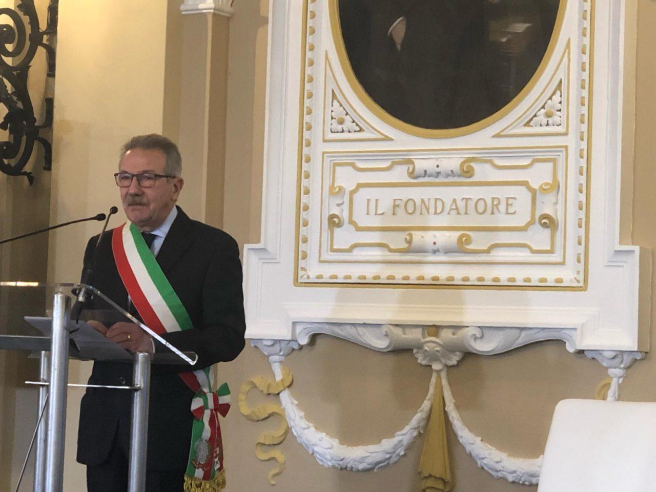 Centenario Bernocchi: via alle celebrazioni col ministro Bussetti