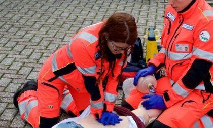 Primo soccorso: a Cisliano il corso di Croce Azzurra