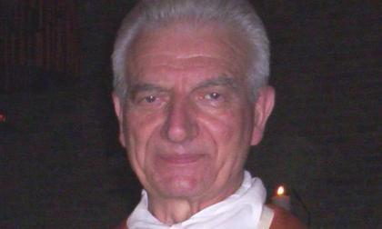 Addio a don Luigi Zanaboni, sacerdote dal 1957