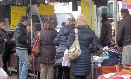 Bollate, svolgimento regolare dei mercati cittadini