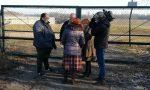 Discarica Cerro, troupe della Rai intervista i sindaci
