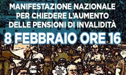 Pensione di invalidità: la manifestazione dei disabili in piazza l'8 febbraio