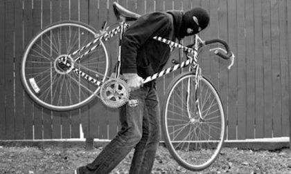 Individuato un ladro di biciclette dalla Polizia locale