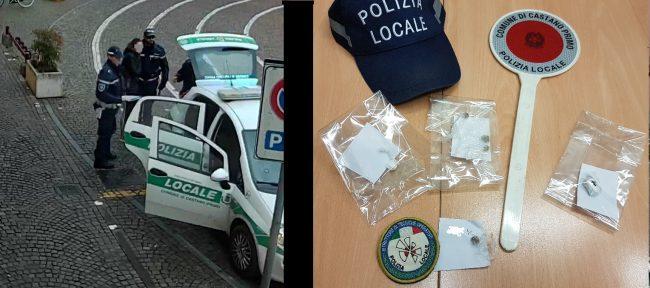 Compra droga a Castano, 25enne fermata: c&#8217&#x3B;è il foglio di via
