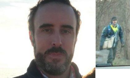 Ivano Ghezzi: sarebbe stato avvistato a Comignago? E' un falso allarme FOTO