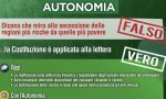"Regione Lombardia: ""Troppe fake news sull'Autonomia"" VIDEO"