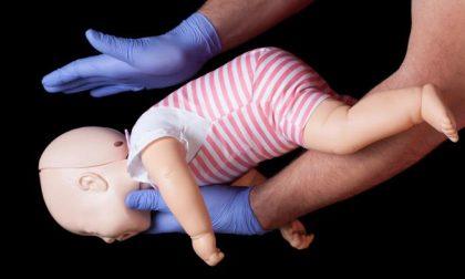 Primo soccorso pediatrico: corso a Motta Visconti