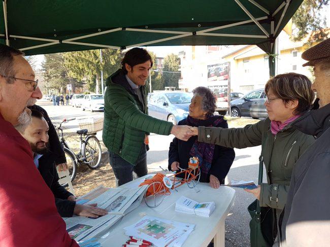 Elezioni Rescaldina, Ielo: &#8220&#x3B;Sì alle bici, sicurezza vivendo gli spazi&#8221&#x3B;