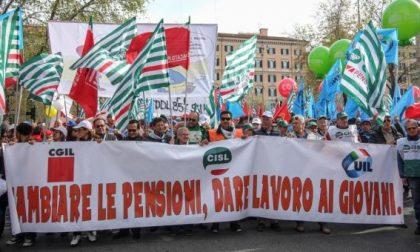 """Sindacati in piazza, da tutt'Italia a Roma: """"Governo cambi rotta"""""""