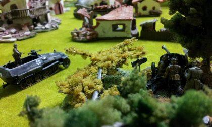 Il mondiale di soldatini a Cornaredo