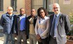 Albairate, delegazione da Sao Tomè per i rifiuti
