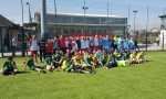 Terzo meeting regionale Special Olympics a Ossona