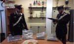 Tre giovanissimi spacciatori arrestati a Bollate