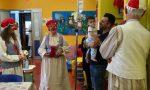 Il Carnevale arriva nei reparti di Pediatria