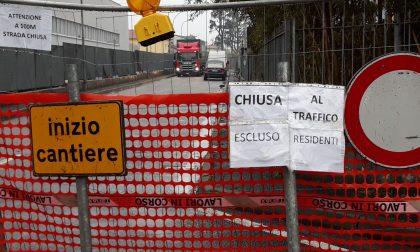 Prudenza viabilità, a Pogliano lavori in corso