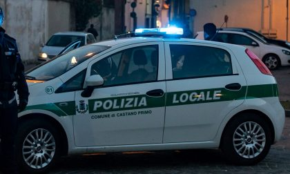 Pregiudicato beccato dalla Polizia locale il giorno del suo foglio di via