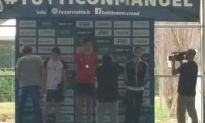 Nuoto: Matteo, il ragazzo d'oro