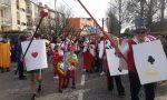 Carnevale a Venegono, l'invasione delle favole LE FOTO