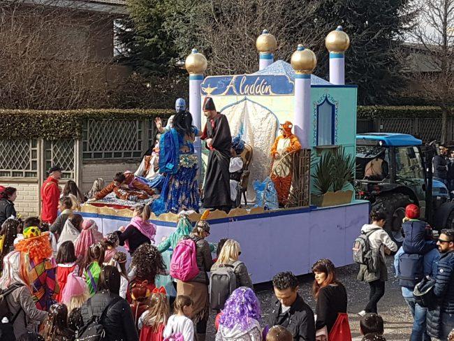Carnevale a Venegono