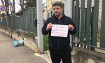 Reddito di cittadinanza: proteste a Saronno con l'ex candidato sindaco VIDEO