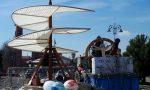 Carnevale a Tradate, migliaia in maschera con Leonardo da Vinci LE FOTO